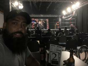 Frank attended Wwn & Acw Present Tuesday Night on Sep 29th 2020 via VetTix