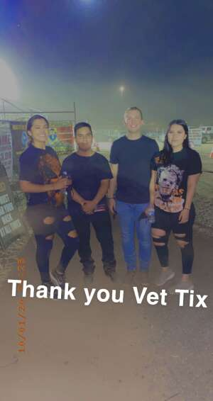 My Soldiers attended Fear Farm on Oct 1st 2020 via VetTix