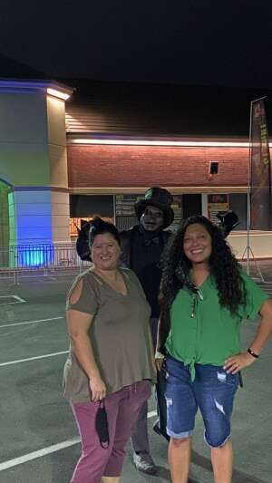 Christine attended 13th Floor Haunted House on Oct 2nd 2020 via VetTix