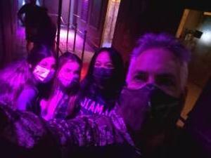 Johnny O' attended 13th Floor Haunted House on Oct 1st 2020 via VetTix