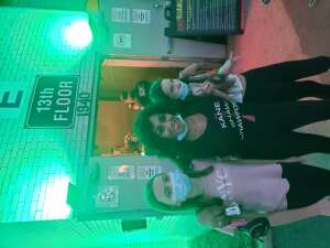 Alexis attended 13th Floor Haunted House on Oct 7th 2020 via VetTix