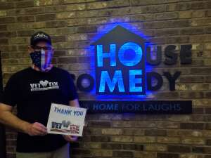 Click To Read More Feedback from Rick Bronsons House of Comedy