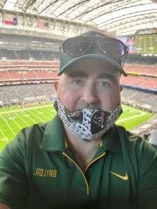 Phillip Bowman  attended Houston Texans vs. Minnesota Vikings - NFL on Oct 4th 2020 via VetTix