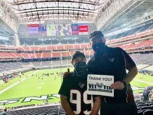 Click To Read More Feedback from Houston Texans vs. Minnesota Vikings - NFL