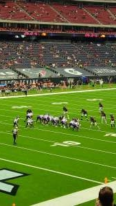 Albert Pena attended Houston Texans vs. Minnesota Vikings - NFL on Oct 4th 2020 via VetTix