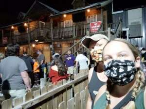 Jeremy Johnson attended Rise Haunted House - Friday Only on Oct 10th 2020 via VetTix