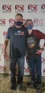 Michael attended Rise Haunted House - Friday Only on Oct 10th 2020 via VetTix