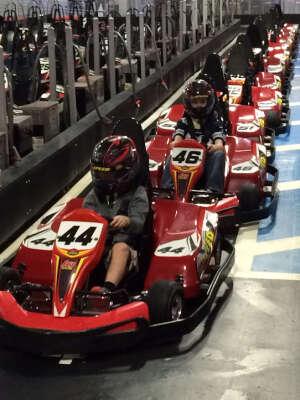 Shane attended Pole Position Raceway on Oct 9th 2020 via VetTix