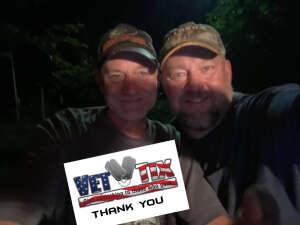 Robert Jutras attended Bankersmith Texas Hot Air Balloon Fest on Oct 17th 2020 via VetTix