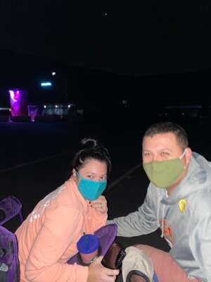 Carl S attended Drive-in: Labyrinth on Oct 15th 2020 via VetTix