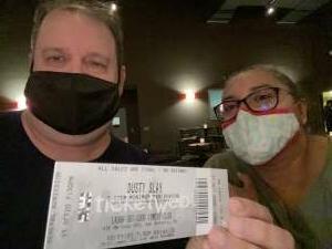 Victor Settles attended Dusty Slay on Oct 11th 2020 via VetTix