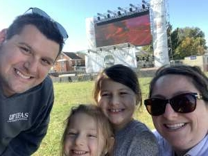 Nbalough attended Drive In Movie of MOANA on Oct 17th 2020 via VetTix