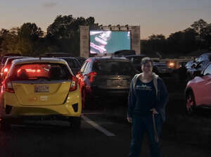 Rose E attended Drive In Movie Double Feature of THE NIGHTMARE BEFORE CHRISTMAS and HOCUS POCUS on Oct 17th 2020 via VetTix