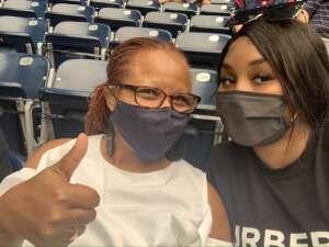 Mimi attended Houston Texans vs. Jacksonville Jaguars - NFL on Oct 11th 2020 via VetTix