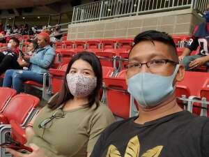 TB attended Houston Texans vs. Jacksonville Jaguars - NFL on Oct 11th 2020 via VetTix