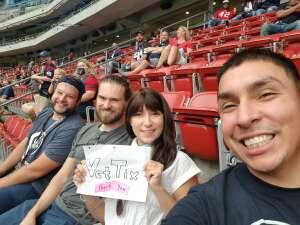 Alex attended Houston Texans vs. Jacksonville Jaguars - NFL on Oct 11th 2020 via VetTix