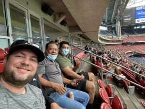 Kent Palm attended Houston Texans vs. Jacksonville Jaguars - NFL on Oct 11th 2020 via VetTix