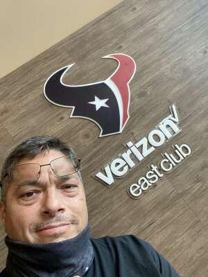 Jesus attended Houston Texans vs. Jacksonville Jaguars - NFL on Oct 11th 2020 via VetTix