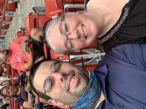 Jonathan & Sabina K. attended Houston Texans vs. Jacksonville Jaguars - NFL on Oct 11th 2020 via VetTix