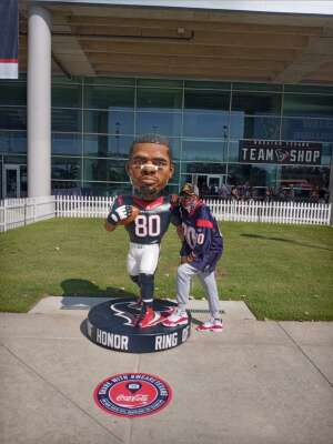 Duck attended Houston Texans vs. Jacksonville Jaguars - NFL on Oct 11th 2020 via VetTix