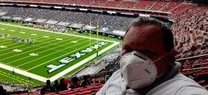 Keith attended Houston Texans vs. Jacksonville Jaguars - NFL on Oct 11th 2020 via VetTix