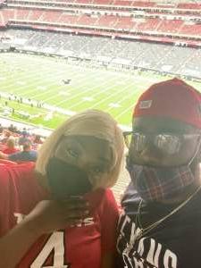 Chevy J attended Houston Texans vs. Jacksonville Jaguars - NFL on Oct 11th 2020 via VetTix