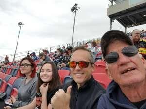 Jim W attended 2020 NASCAR Cup Series Championship Race on Nov 8th 2020 via VetTix