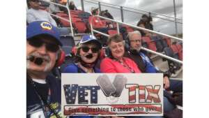 Gary Mears attended 2020 NASCAR Cup Series Championship Race on Nov 8th 2020 via VetTix