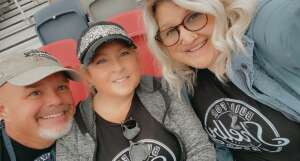 Ron attended 2020 NASCAR Cup Series Championship Race on Nov 8th 2020 via VetTix