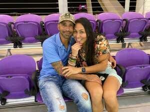 Julian  attended Orlando City SC vs. New York City FC - Major League Soccer on Oct 14th 2020 via VetTix