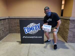 Click To Read More Feedback from JP'S Comedy Club