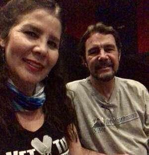 Sylvanna attended Roadhouse Cinemas Thursday for Vets on Oct 29th 2020 via VetTix