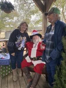 Urban attended Bankersmith's Christmas Market in Fredericksburg on Dec 4th 2020 via VetTix