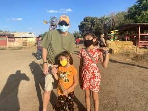 Fred attended Family Corn Maze and Haunted Corn Maze - Combo Pass on Oct 23rd 2020 via VetTix