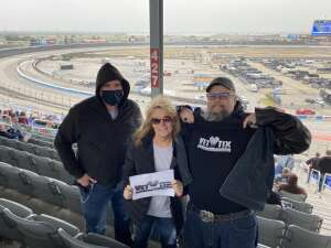 Click To Read More Feedback from Autotrader Echopark Automotive 500 - KB100 Kurt Busch Fan Appreciation Tickets - NASCAR Cup Series