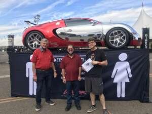 Thomas Engelthaler attended Barrett-jackson Fall Auction on Oct 24th 2020 via VetTix