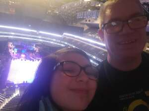 Brian Harper attended Disney on Ice Presents Dream Big on Nov 12th 2020 via VetTix