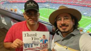 Click To Read More Feedback from Houston Texans vs. Green Bay Packers - NFL
