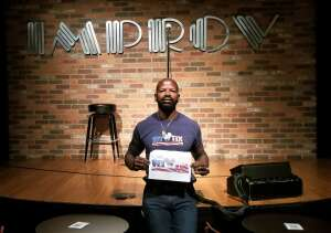 Click To Read More Feedback from A Night At The Improv with Dezz White