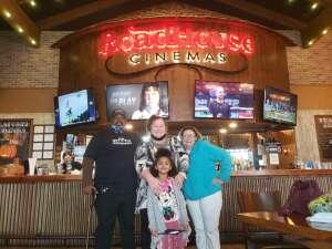 Dwight  attended Roadhouse Cinemas Thursday for Vets on Nov 12th 2020 via VetTix