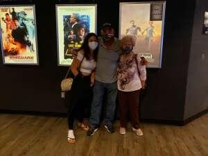Miguel  attended Roadhouse Cinemas Thursday for Vets on Nov 19th 2020 via VetTix