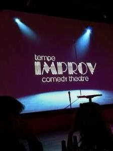Mark Caldwell attended John Caparulo at Tempe Improv on Nov 5th 2020 via VetTix