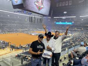 Click To Read More Feedback from PBR World Finals: Unleash the Beast