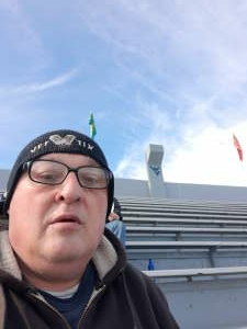Todd attended West Virginia University Mountaineers vs. TCU on Nov 14th 2020 via VetTix
