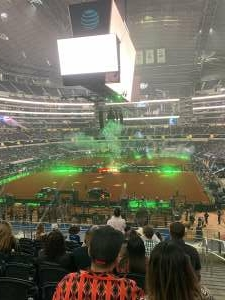 Jason Burns attended PBR World Finals: Unleash the Beast on Nov 13th 2020 via VetTix