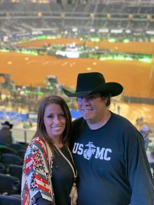 HMac attended PBR World Finals: Unleash the Beast on Nov 13th 2020 via VetTix