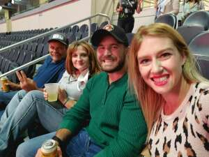 JT attended PBR World Finals: Unleash the Beast on Nov 13th 2020 via VetTix