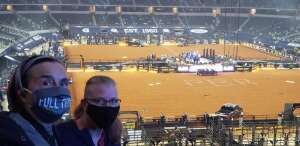 Kelly attended PBR World Finals: Unleash the Beast on Nov 13th 2020 via VetTix