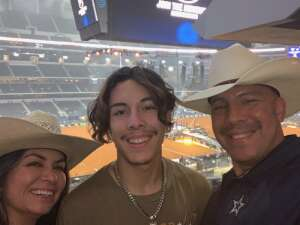 Manuel attended PBR World Finals: Unleash the Beast on Nov 13th 2020 via VetTix