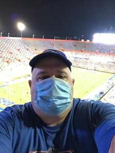 Paul B attended Florida Gators vs. Arkansas Razorbacks - Salute Those Who Serve Game - NCAA - Football on Nov 14th 2020 via VetTix